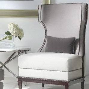 Richard Mishaan Demi Wing Chair - Bolier & Co.