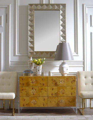 Bond Six-Drawer Credenza - Jonathan Adler