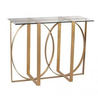 Box Rings Console Table - Dimond Home