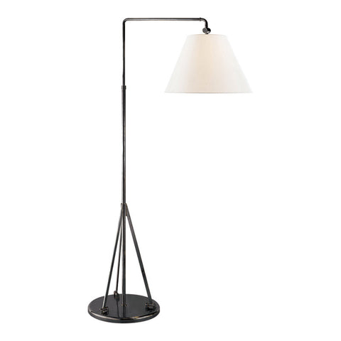 Brompton Swing Arm Floor Lamp - Ralph Lauren Home