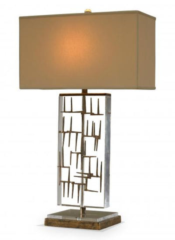 Bruno Table Lamp - Mr. Brown