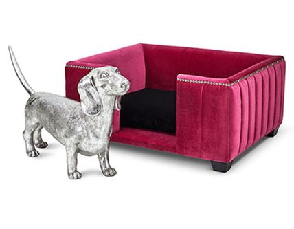 Bruno Toy Dog Bed - James by Jimmy Delaurentis