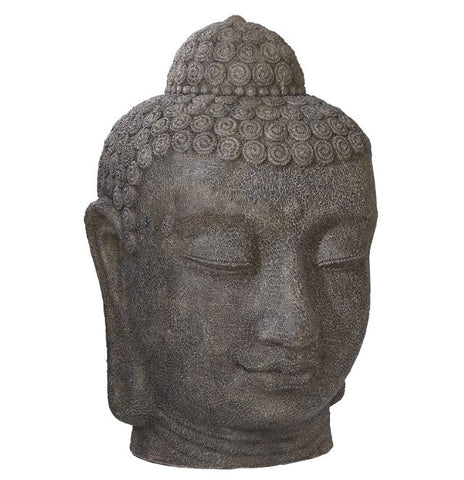 Buddah Head Illuminated Sculpture - Phillips Collection