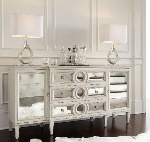Allure Buffet - Bernhardt Furniture