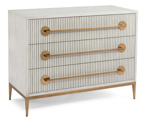 Carlyle Three-Drawer Chest - John-Richard