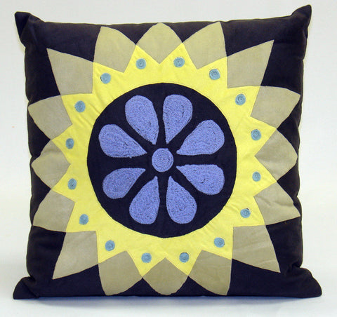 Santiago Star Pillow - Sabira Collection