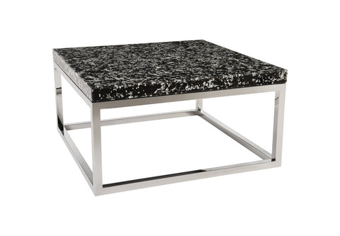 Captured Silver Flake Coffee Table   Phillips Collection
