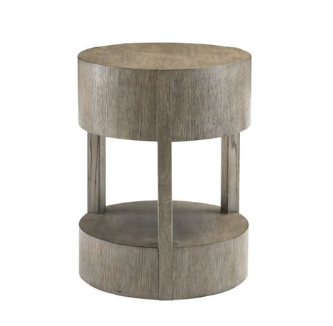 Calder Chairside Table - Bernhardt Interiors