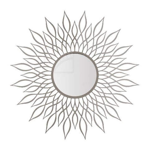 Calista Metal Mirror - Bernhardt