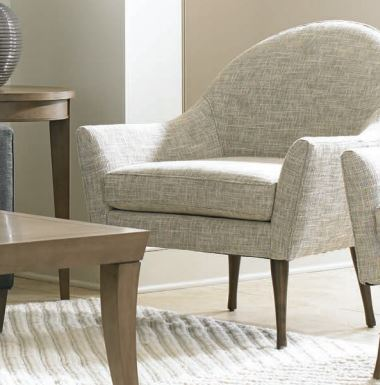 Campbell Chair Precedent Furniture Luxe Home Philadelphia
