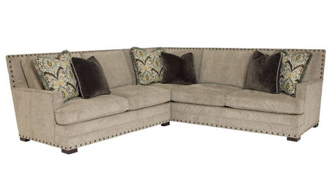 Cantor Sectional - Bernhardt Furniture