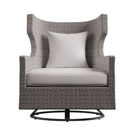 Captiva Swivel Chair - Bernhardt Exteriors