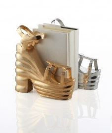 Carmen Shoe Bookend - Nima Oberoi-Lunares