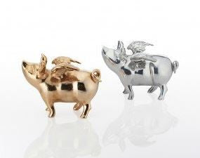 Flying Pig Bank Polished - Nima Oberoi-Lunares