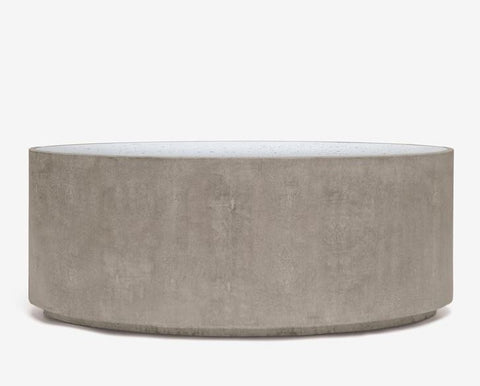 Cara Oval Coffee Table - Made Goods