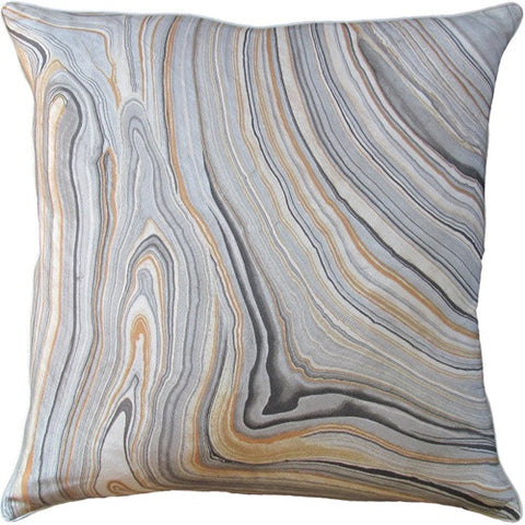 Cararra Smoke Pillow 22x22 - Ryan Studio