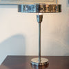 Carlo Polished Nickel Table Lamp - Visual Comfort