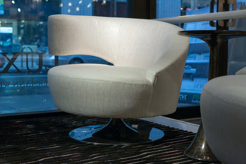 Arabella Left Arm Swivel Chair - Weiman Preview