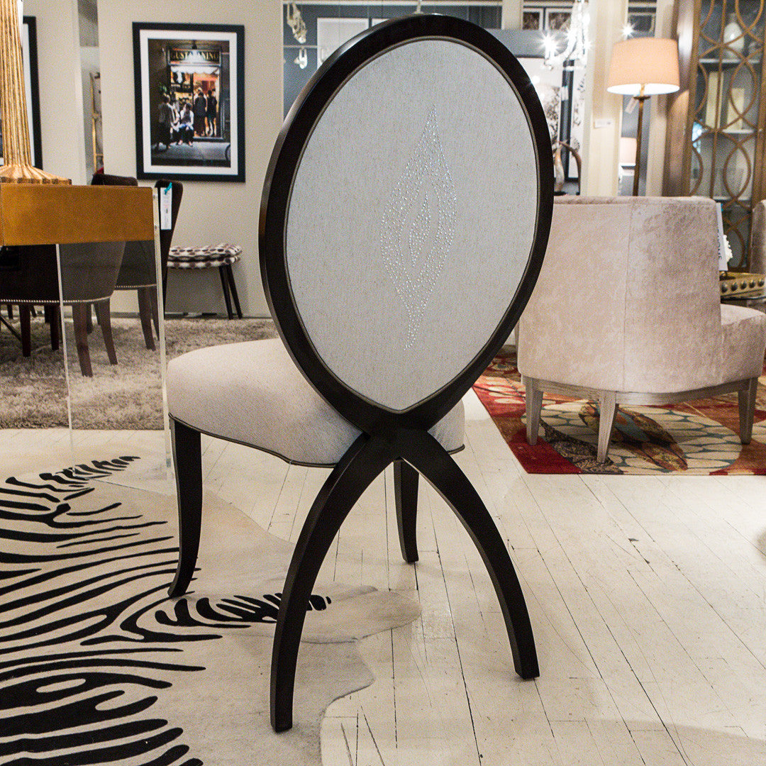Charlotte Swarovski Chair   Design Master Furniture