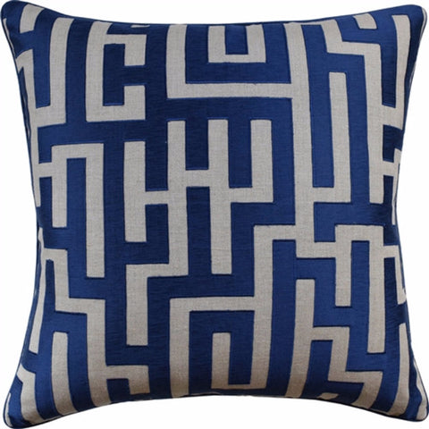Chic Geo Pillow 22x22 - Ryan Studio
