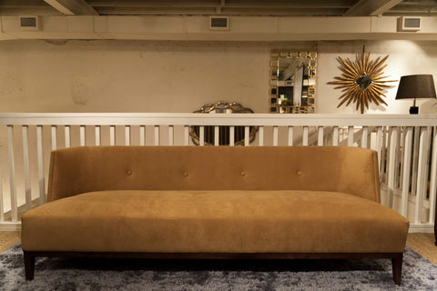 Chloe No Arm Sofa - Weiman Preview