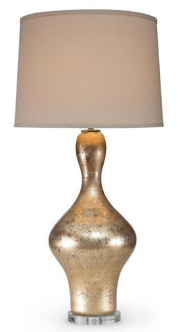 Chrysalis Table Lamp, Golden mist - Mr. Brown