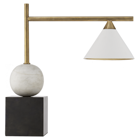 Cleo Desk Lamp - Visual Comfort & Co.