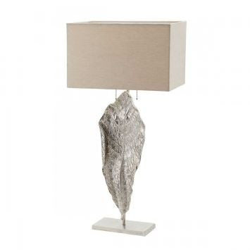 Colossal Leaf Lamp - Dimond Home