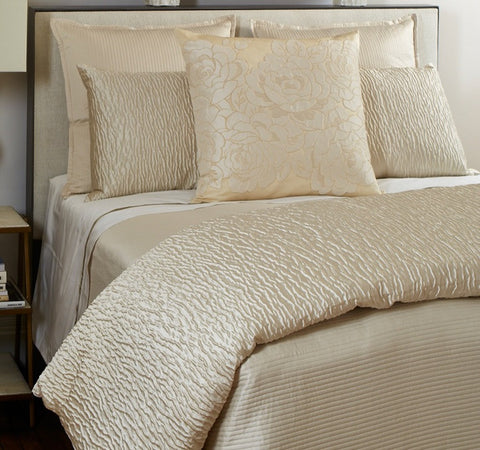 Cloud Duvet Set, Ivory - Ann Gish