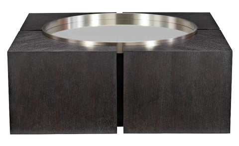 Decorage Square Cocktail Table - Bernhardt Furntiure