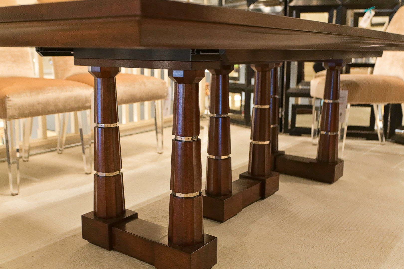 Column Dining Table   Baker Furniture