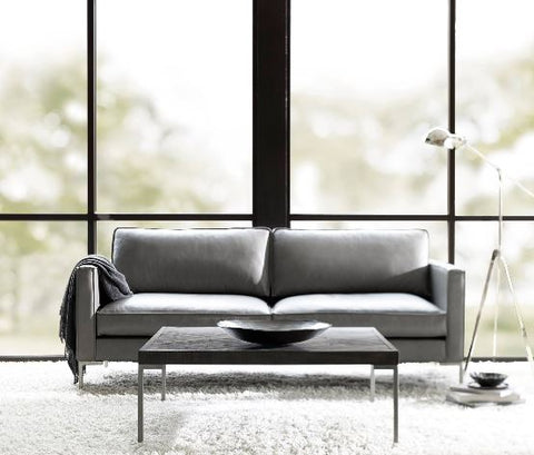 Concord Sofa by Bernhardt in Leather at LuxeHome Philadelphia