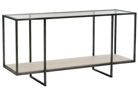 Harlow Metal Console Table - Bernhardt Furniture
