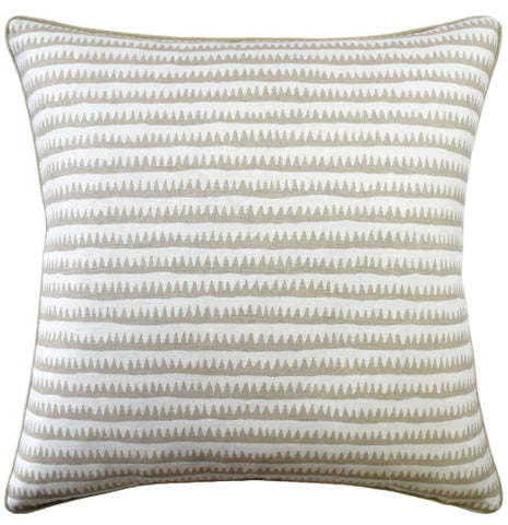 Corfu Stripe Pillow - Ryan Studio