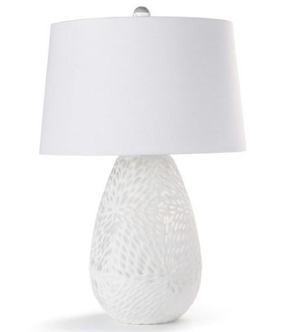 Chrysanthemum Table Lamp - Regina Andrew