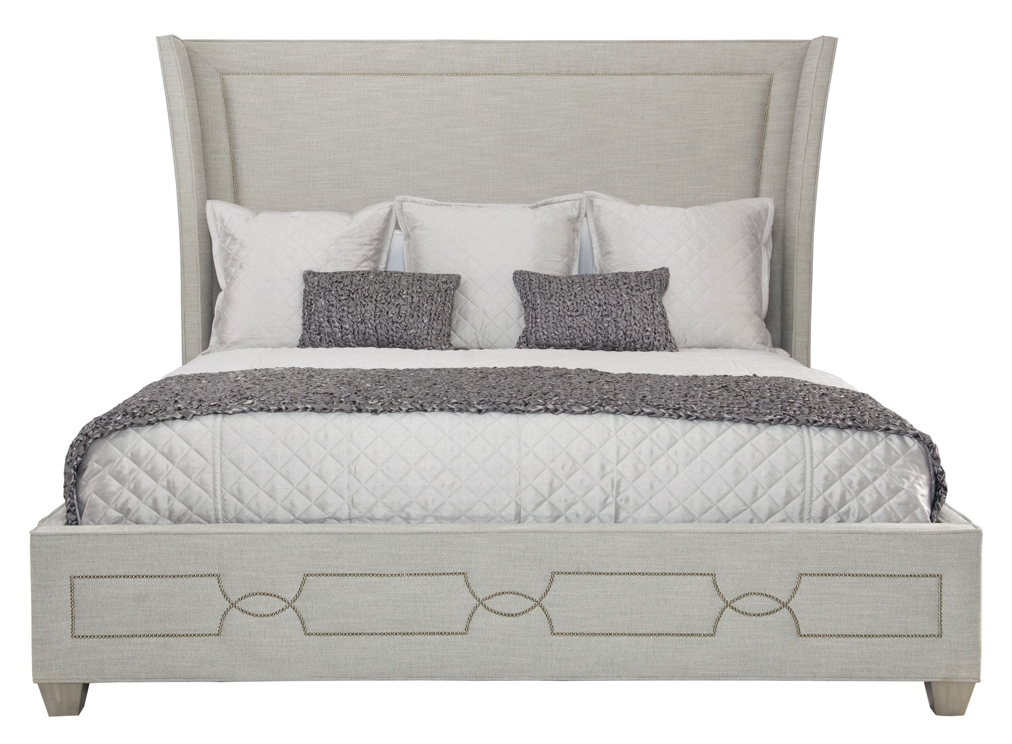 Criteria Upholstered King Bed - Bernhardt Furniture | Luxe ... - photo#19