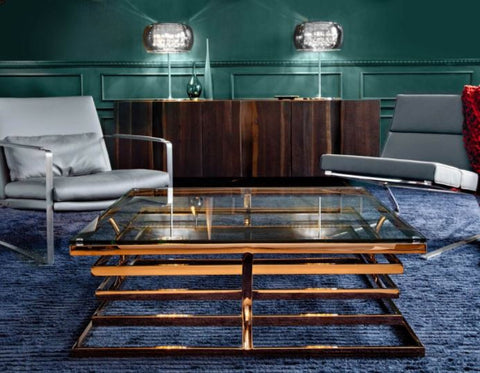 Qubix Coffee Table   Nuevo Living
