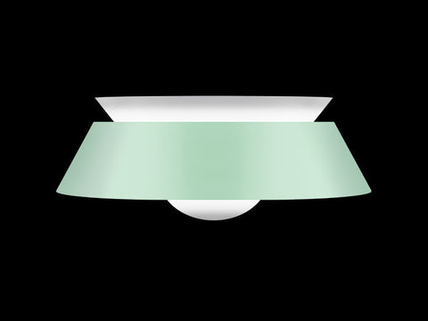 Cuna Mint Green Pendant - Vita Lighting