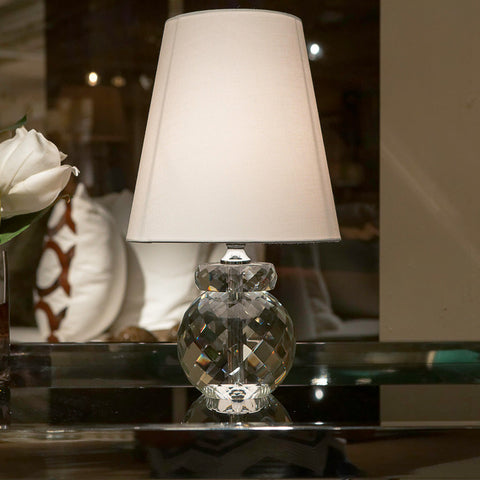 Cut Crystal Lamp - Dimond Home