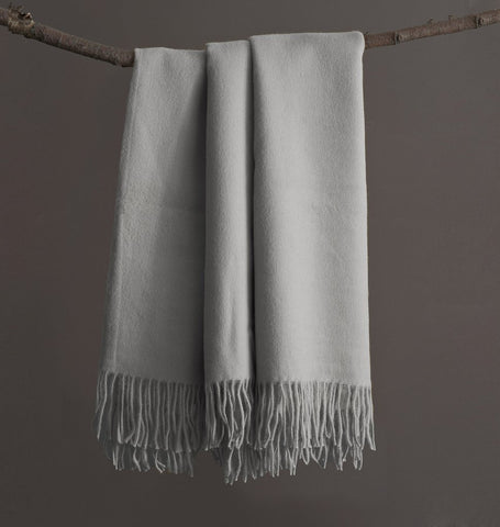 D'ail Throw Grey - Animana