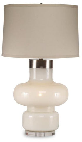 Daphne Table Lamp Opal - Mr. Brown