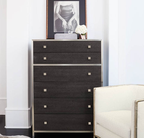 Decorage Tall Chest - Bernhardt Furniture