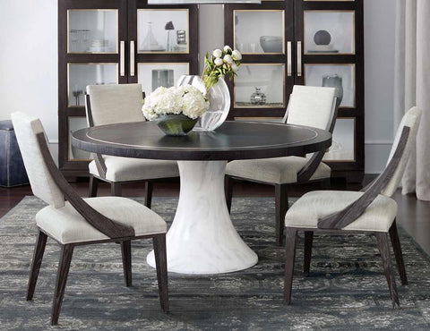 Decorage Round Dining Table - Bernhardt Furniture
