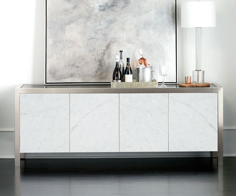 Decorage Entertainment Console - Bernhardt Furniture