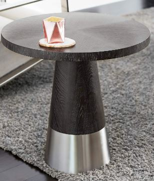 Decorage Round End Table - Bernhardt Furniture