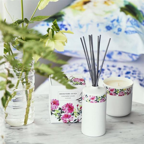 Chinoiserie Flower Lilly And Vanilla - Designers Guild