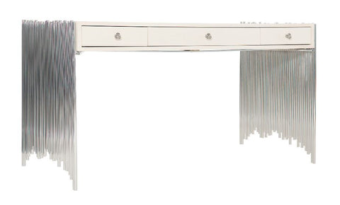 Calista Metal Desk - Bernhardt Furniture