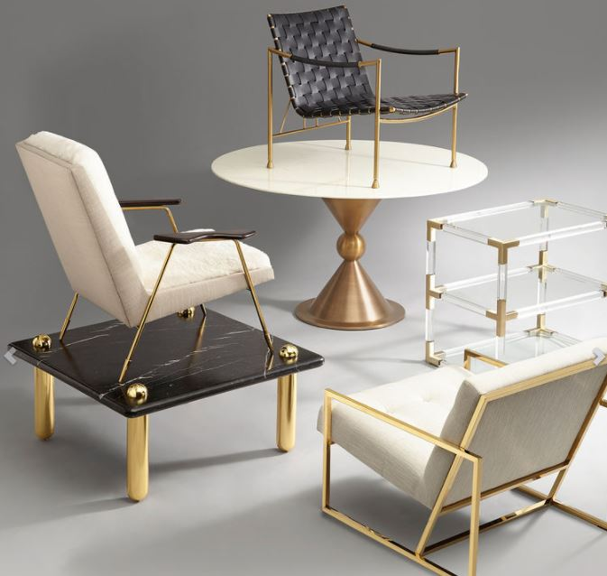 Caracas Dining Table   Jonathan Adler