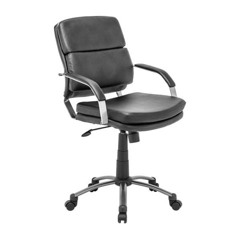 Director Relax Office Chair Black - Zuo Modern