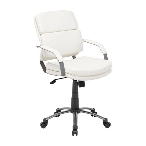 Director Relax Office White - Zuo Modern